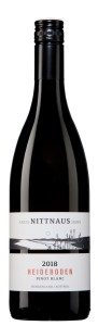 Heideboden Weiss Pinot Blanc 2018